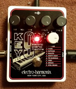 EHX KEY9 electric iano machine