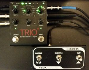 Digitech TRIO+ Band Creator + Looper