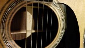 Martin Soundhole
