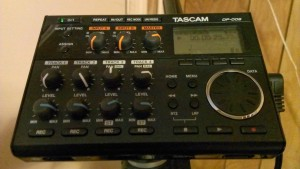TASCAM DP-006 Pocketstudio