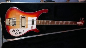 Rickenbacker model 4003 bass